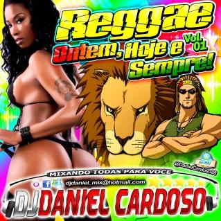 Reggae Vol. 01 - DJ Daniel Cardoso (2012)